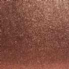 Copper Glitter Card Contemporary Cardstock